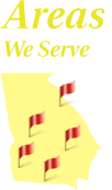areas we serve